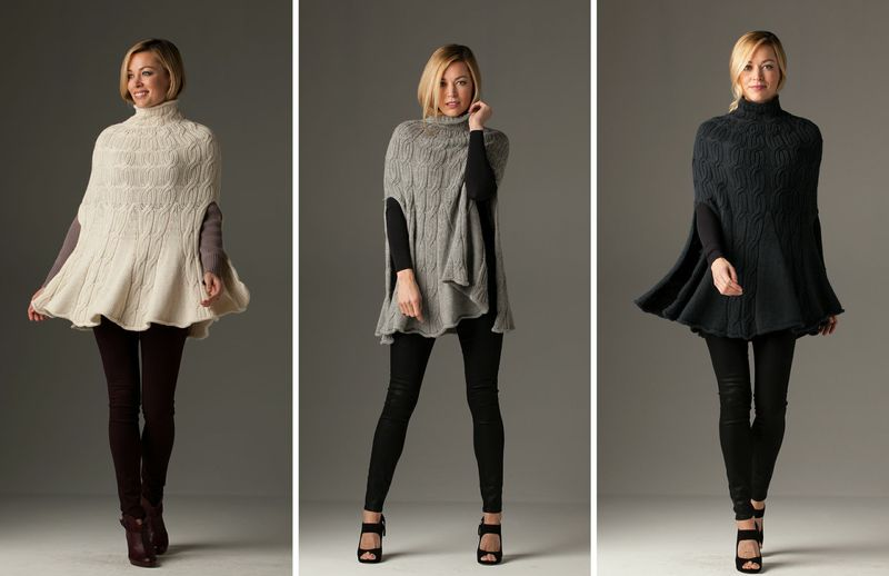 Get The Look: Eco Chic in a Callina Cape