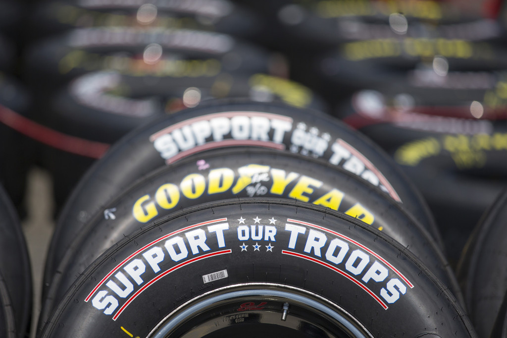 Goodyear Support Our Troops