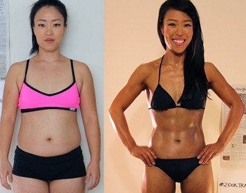 Bodybuilding.com Winner Talks About Her Incredible Transformation