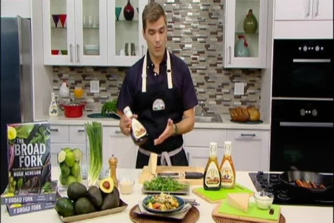 """How to Make the Perfect Summer Salad with """"Top Chef"""" Hugh Acheson"""