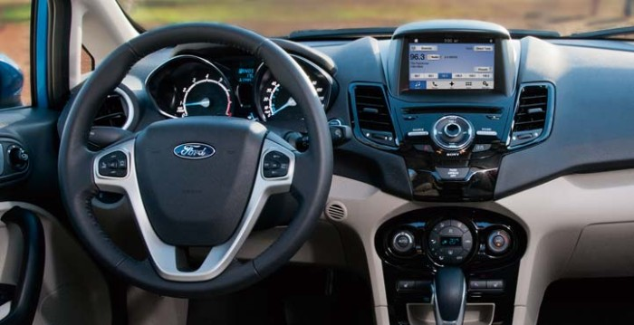Ford Test Driving New Technology in Silicon Valley