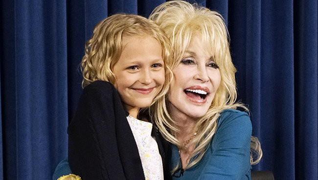 California Life Introduces You to the Talented Youngster Playing Dolly Parton in a new NBC Biopic