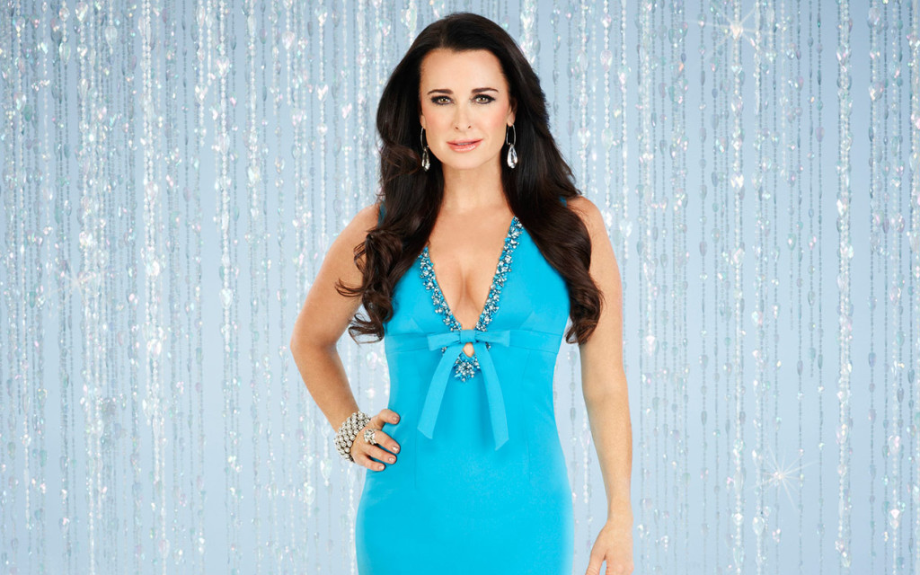 Kyle Richards Talks to California Life about Her Struggle with Chronic Dry Eye