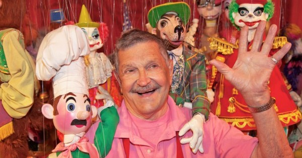 Meet the Man Pulling the Strings of Your Favorite Puppets