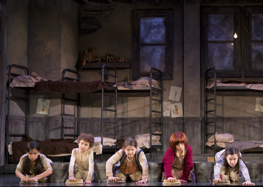 Leapin' Lizards! The Tony Award-winning production of ANNIE is in San Diego this week!