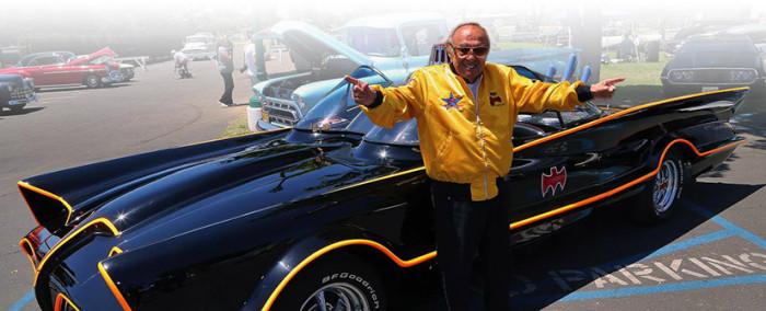 """California Life remembers """"Batmobile"""" designer George Barris"""