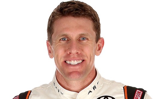 California Life Catches up with NASCAR Driver Carl Edwards