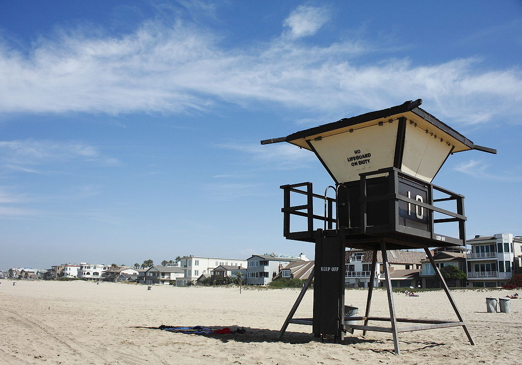 California Life shows you the sizzling sights of Sunset Beach