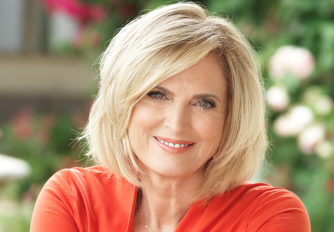 Ann Romney shares her struggle to overcome Multiple Sclerosis