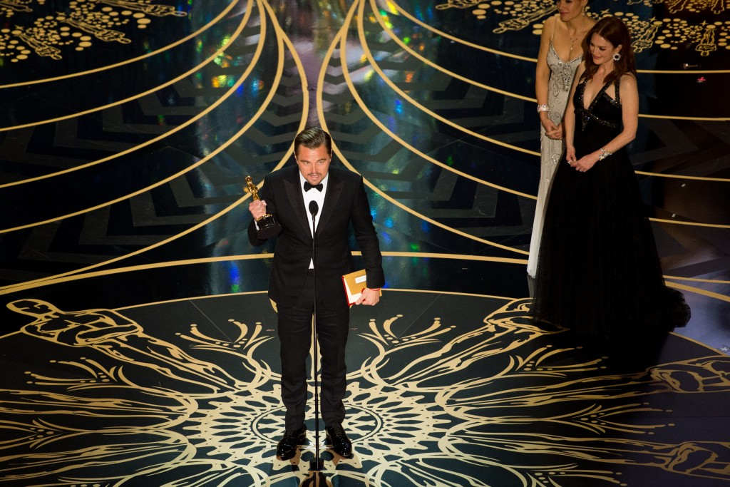 Check out the full list of this year's Oscar winners