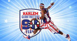 Harlem Globetrotter makes 100-foot shot from top of STAPLES Center