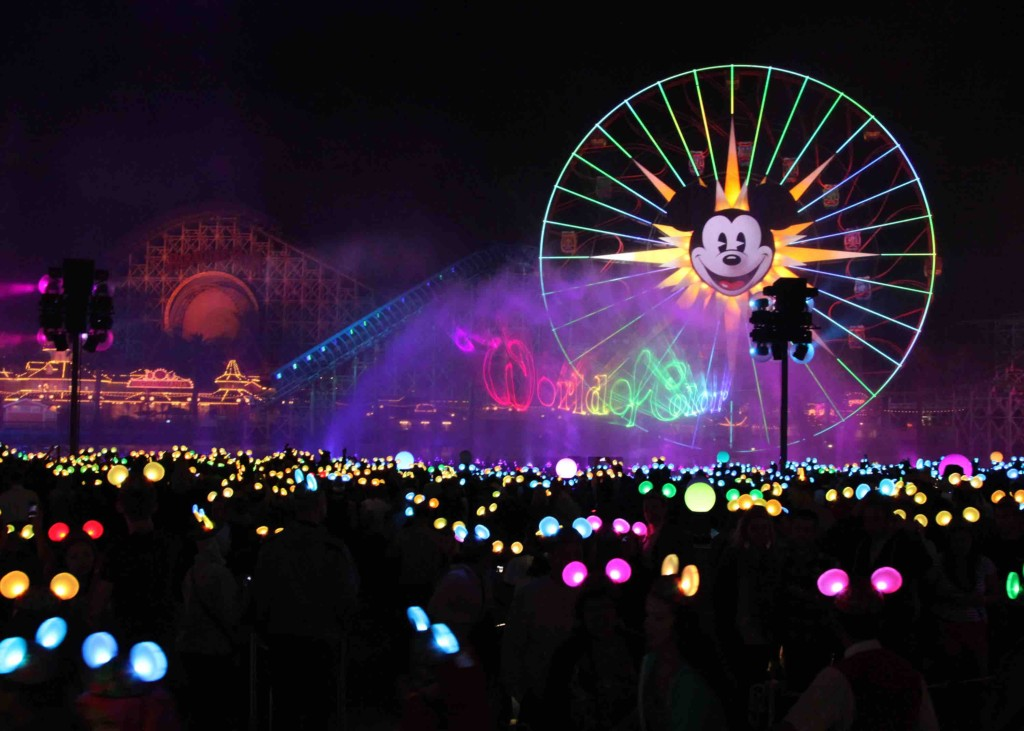 """Making a splash behind the scenes of """"World of Color: Celebrate!"""""""