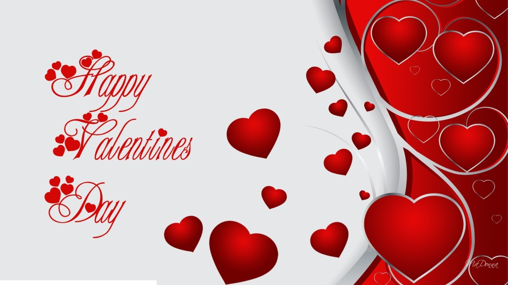Celebrating Valentine's Day this week on California Life
