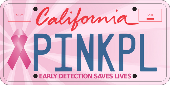 Pink your plate for breast cancer awareness