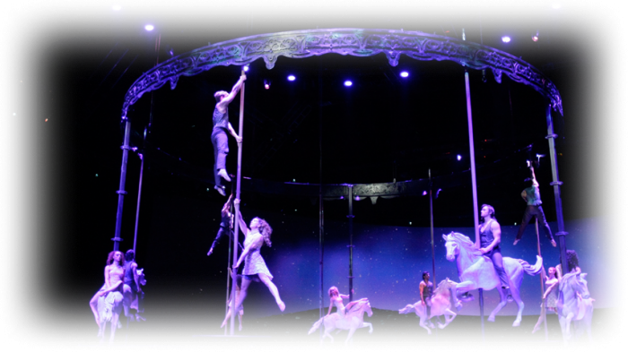"A look behind-the-scenes of Cavalia's ""Odysseo"""