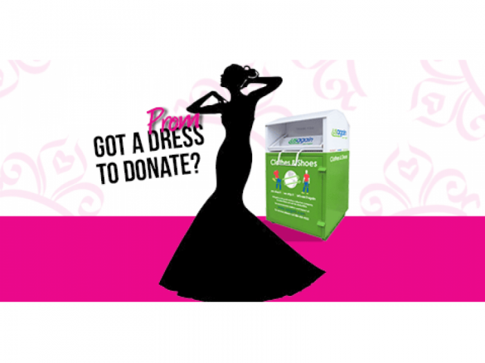 YWCA of North Orange County & USAgain team up for prom dress giveaway