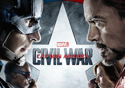 """New trailer released for """"Captain America: Civil War"""""""