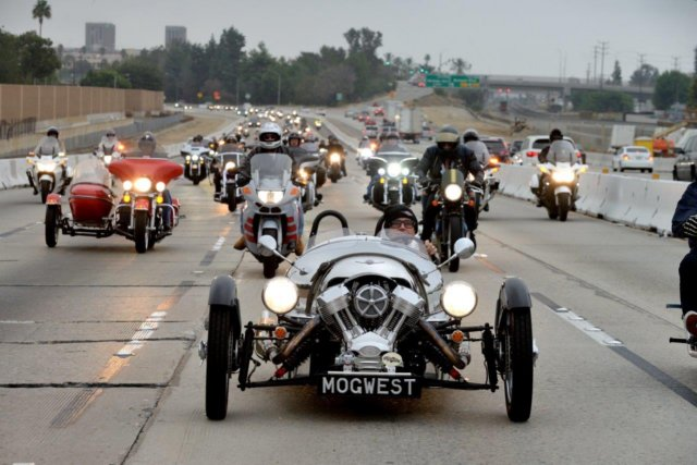 More than $1 million raised for veterans at 32nd annual Love Ride