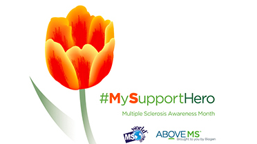 Honoring caregivers during Multiple Sclerosis Awareness Month