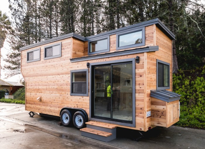Living large in tiny houses
