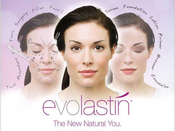 Evolastin promises facelift-like results without surgery