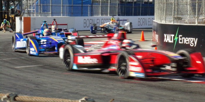 New electric car racing series hits the streets of Long Beach