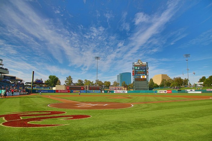 Get your #ClawsUp and rally-on the River Cats!