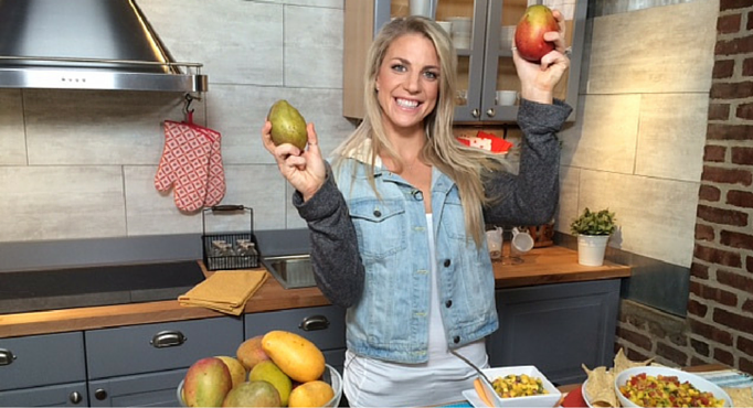 Olympian Julie Johnston shares her secret to eating healthy