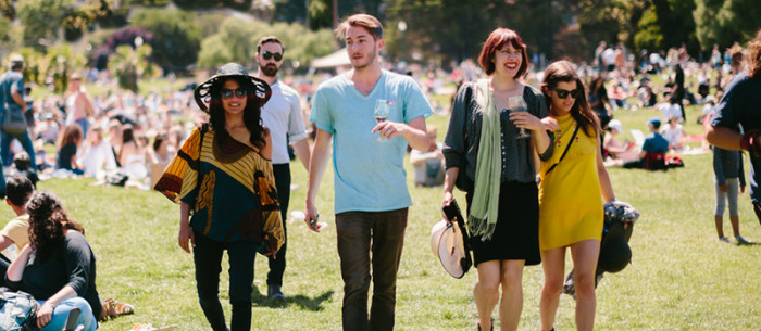 """Napa's first winery to host annual """"Tastings on the Lawn"""" event"""