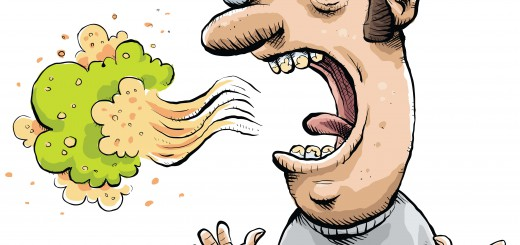 "Tips to fight bad breath from the ""Bad Breath Guru"""