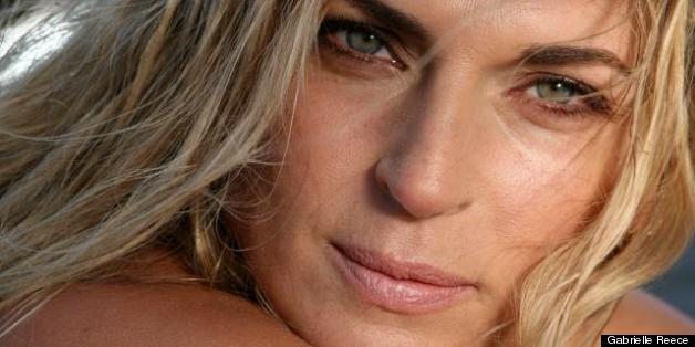 Former pro-volleyball player Gabrielle Reece talks about her toughest battle off the court