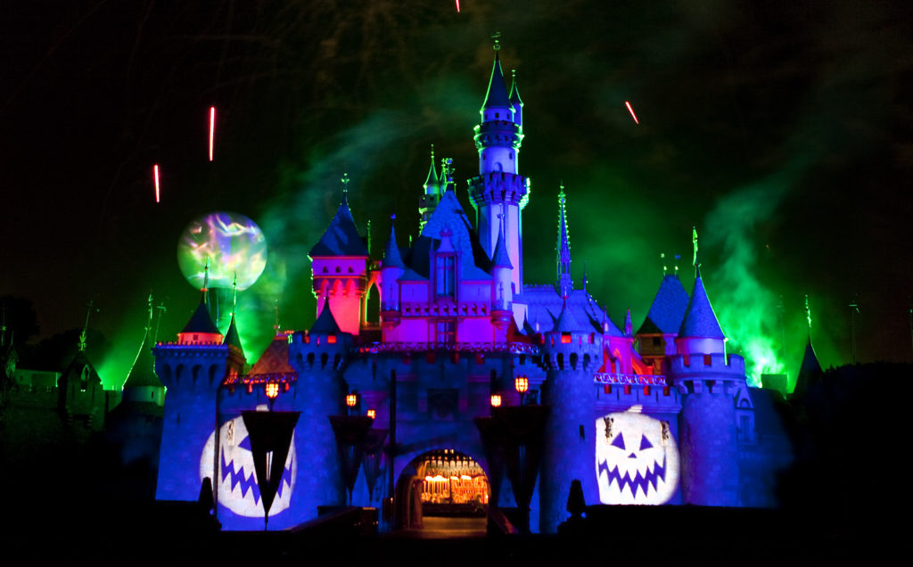You'll have a 'scream' during Halloween Time at Disneyland