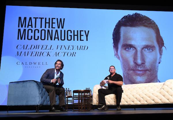 Napa Valley Film Festival showcases Matthew McConaughey and Dev Patel's new movies