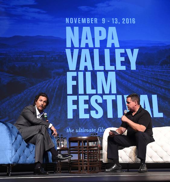 Courtesy of Napa Valley Film Festival