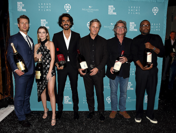 Hollywood meets wine country at the star-studded Napa Valley Film Festival