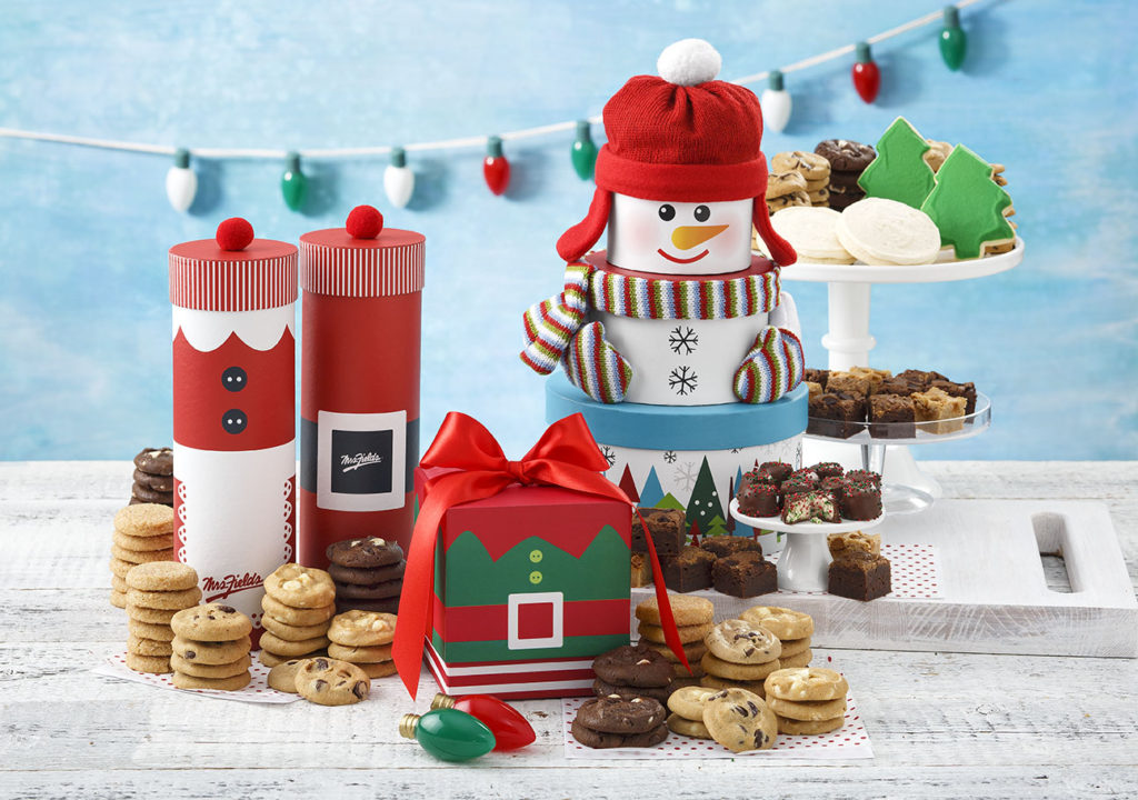 Mrs. Fields has the perfect sweet treats for the holidays and Black Friday specials