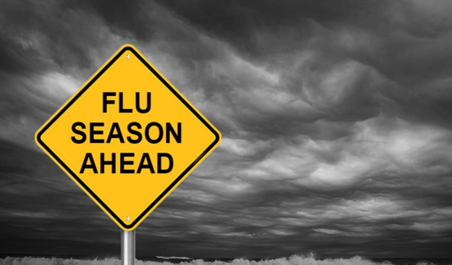 No one likes getting the flu-here's how to stay healthy during the busy holiday season
