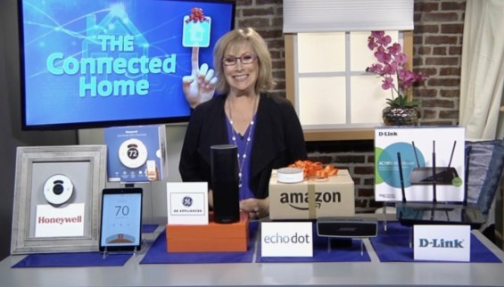 Tech expert Andrea Smith shares how to keep your home saavy with the newest smart devices