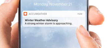 Get ready for California's winter with AccuWeather