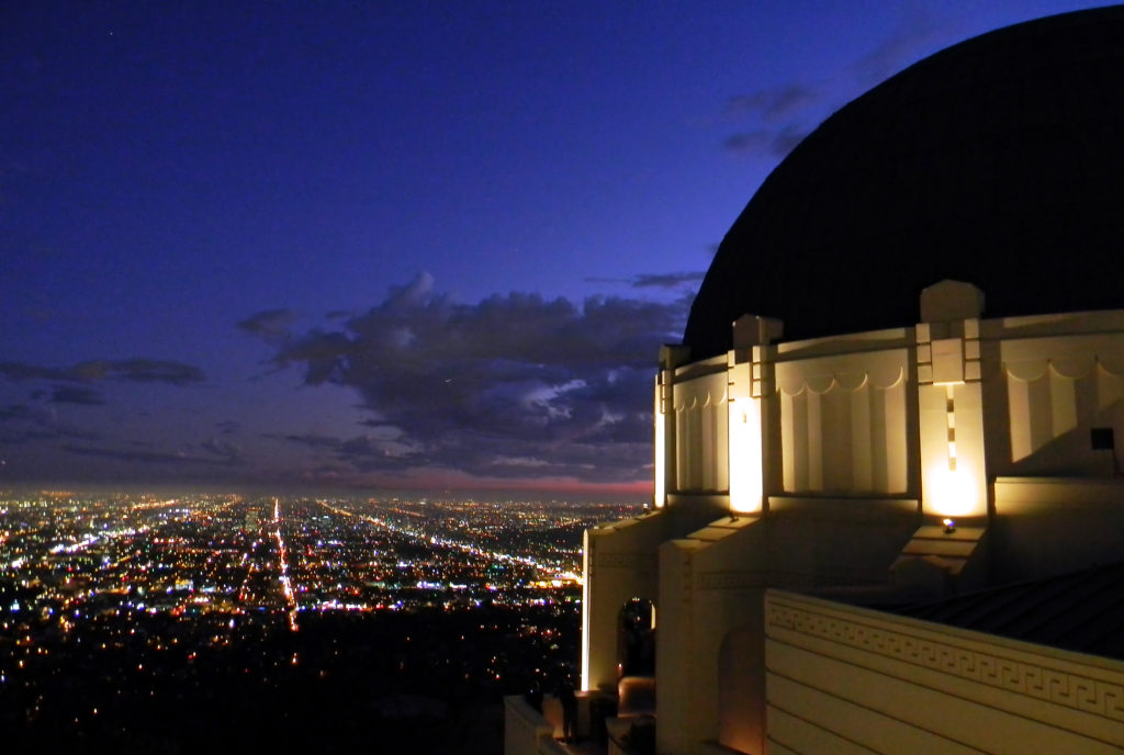 The Griffith Observatory Price is Always Free