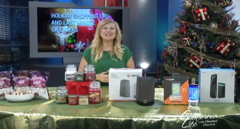Stress free holiday shopping & last-minute gifts with lifestyle expert Laura Dellutri
