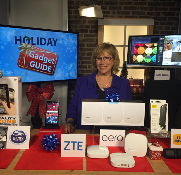 Buy the perfect present for techies of all ages with expert Andrea Smith's gadget gift guide