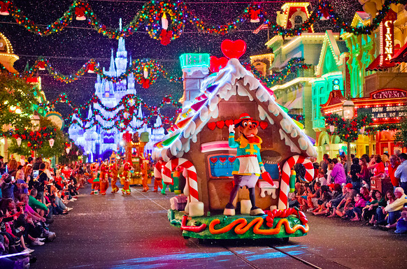 Disneyland's new holiday show, how to give back while holiday shopping & a 3-D gingerbread experience all on our special holiday edition of California Life!