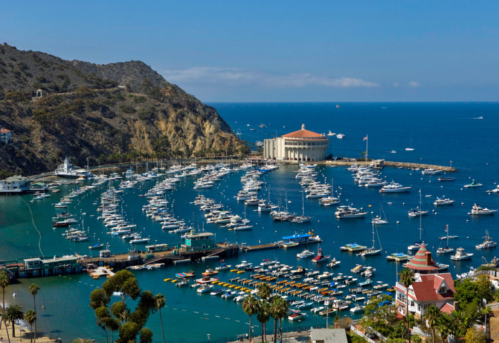 "Catalina Island is the perfect ""staycation"" destination for adventure or relaxing"