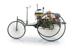 Patent-Motorwagen Benz Nr. 2