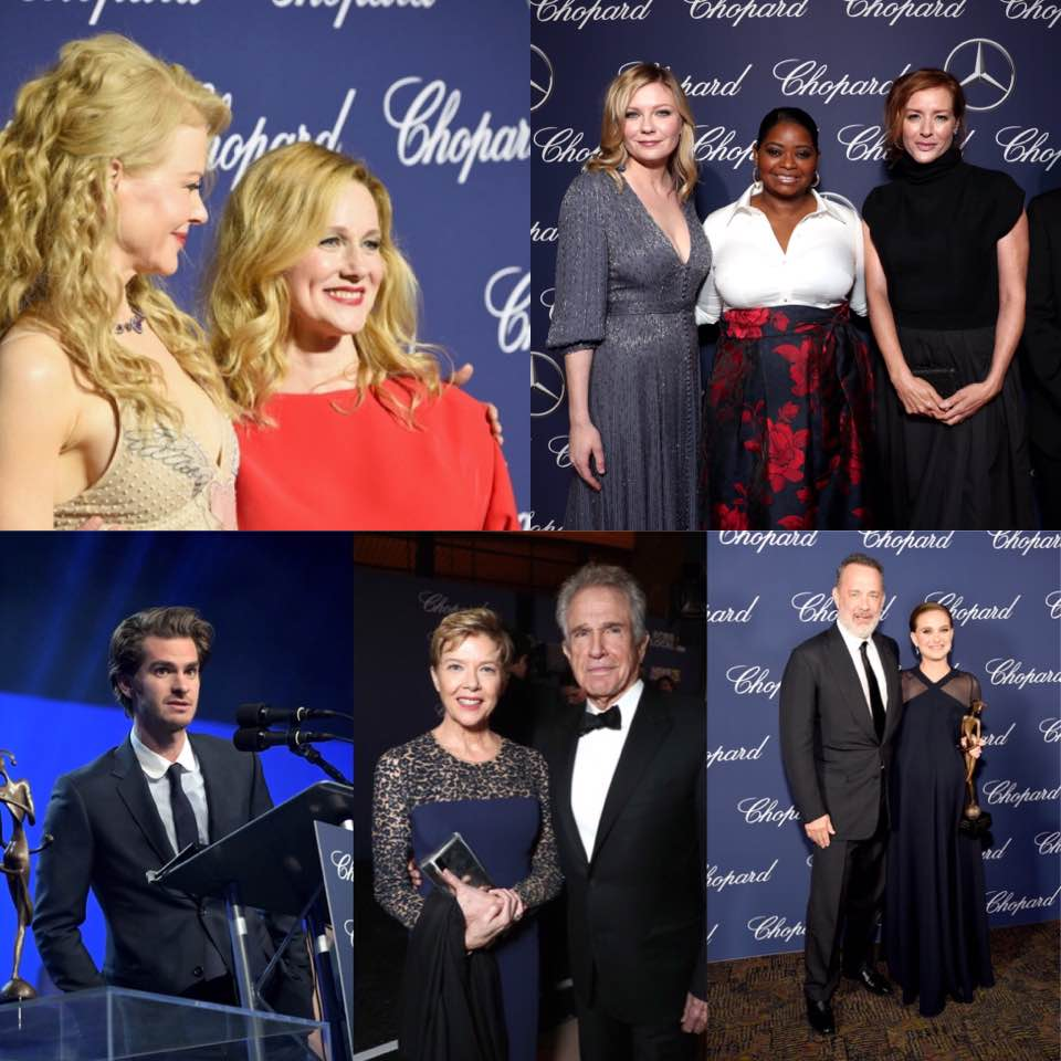 We take you to the star-studded Palm Springs International Film Festival with Nicole Kidman, Natalie Portman, Casey Affleck and Andrew Garfield & see how Palm Springs helps local children and students airing this week on California Life