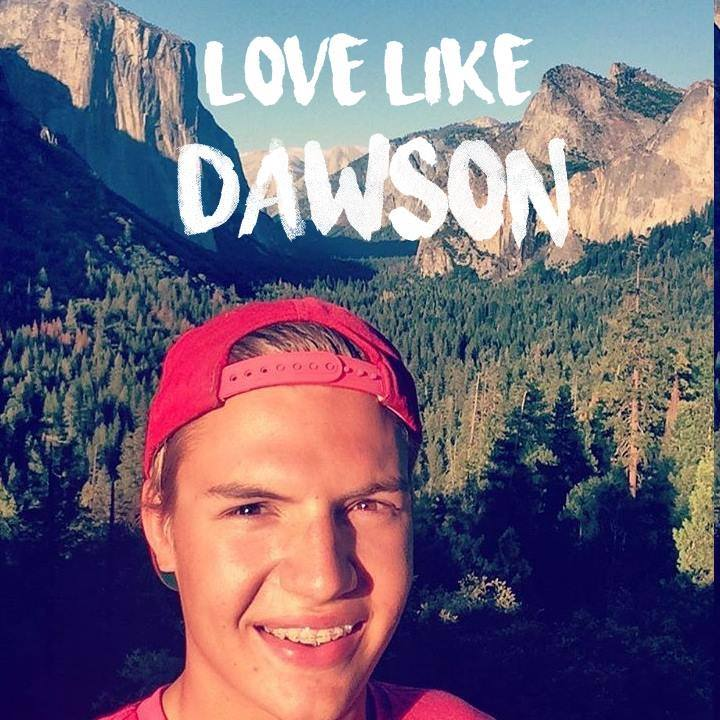 We remember our host Heather Dawson's nephew – Dawson Hartwig – for his unconditional love with #LoveLikeDawson