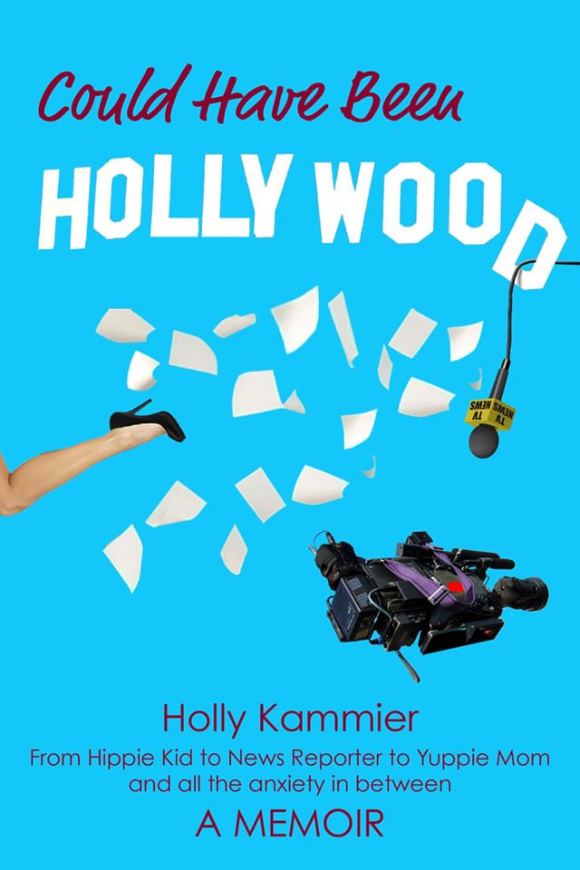 Former reporter turned author Holly Kammier shares what life's really like behind the camera