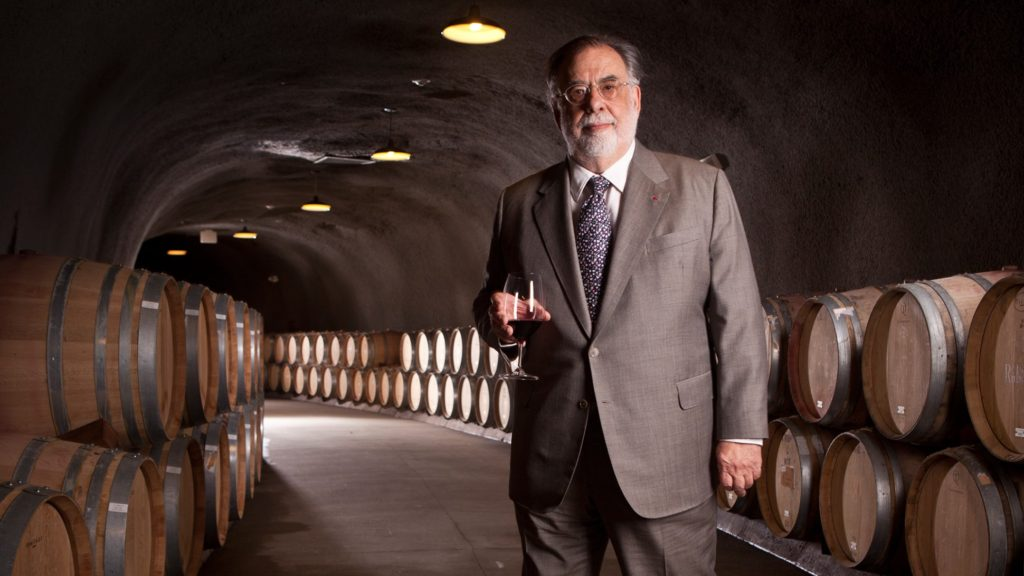 Award-winning filmmaker Francis Ford Coppola talks about his career and reveals how he wants to be remembered