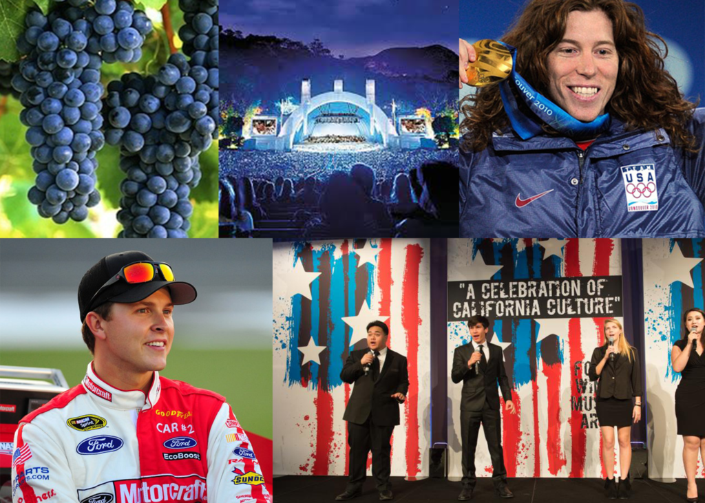 An inside look at the life of Olympic gold medalist Shaun White & the world famous Hollywood Bowl ~ All this and more this week on California Life